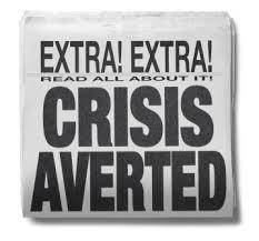 crisisaverted