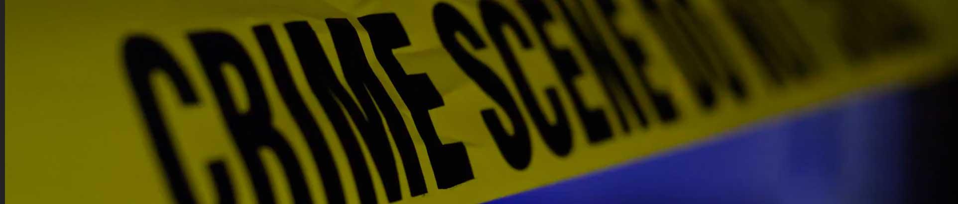 Crime Scene Yellow Tape