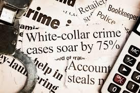 White Collar Crimes Soar